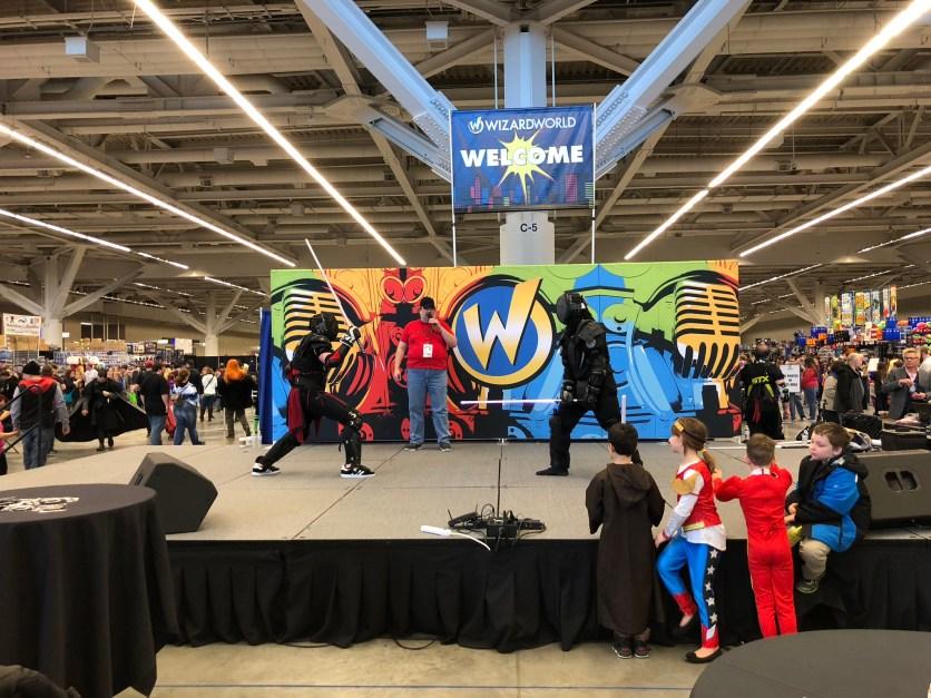 Wizard World Cleveland 2018 1