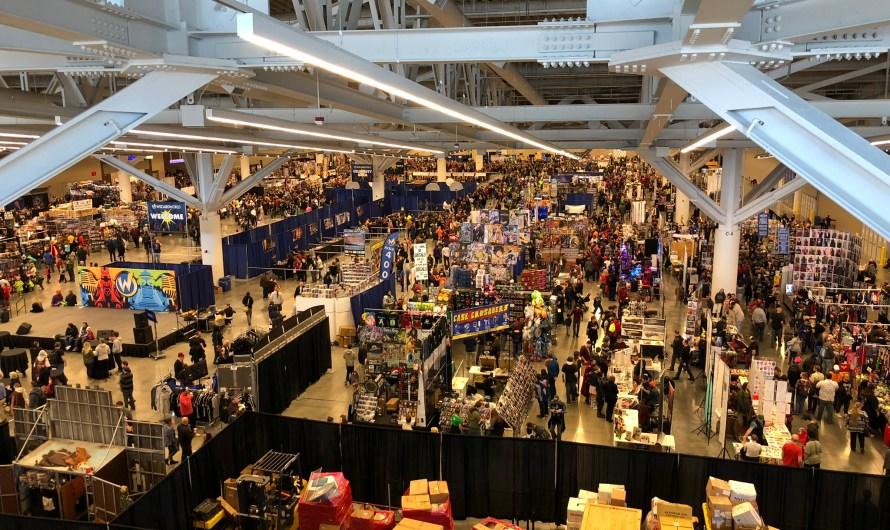 Wizard World Comic Con Cleveland 2018