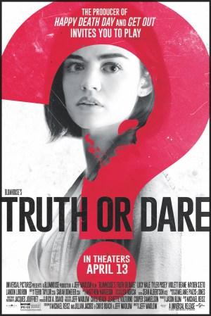 Truth or Dare Artwork