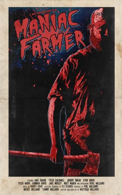 Maniac Farmer Poster 2018