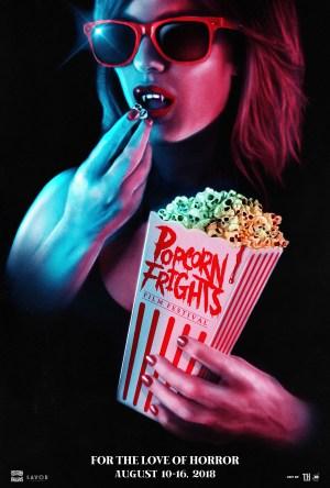 Popcorn Frights Teaser Poster