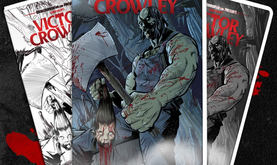 Victor Crowley Slashes Onto Limited Edition VHS