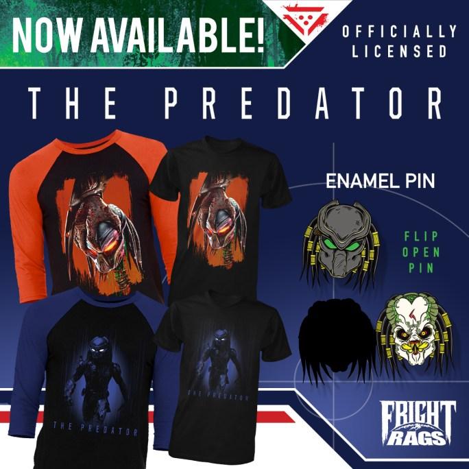 ThePredator - Fright Rags