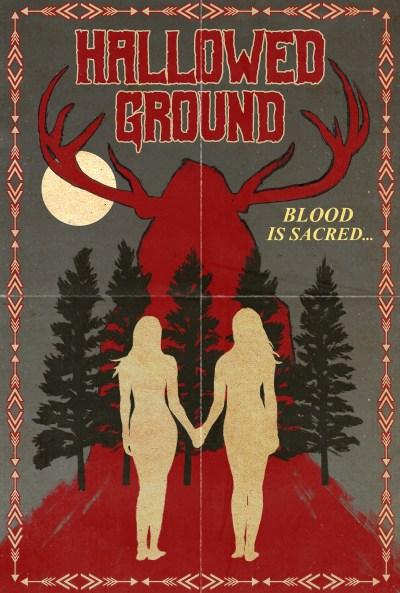 Hallowed Ground - Digital Key Art