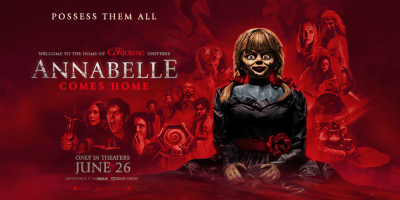 Annabelle Comes Home Feature