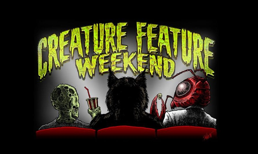 Creature Feature Weekend is Coming to Gettysburg This August