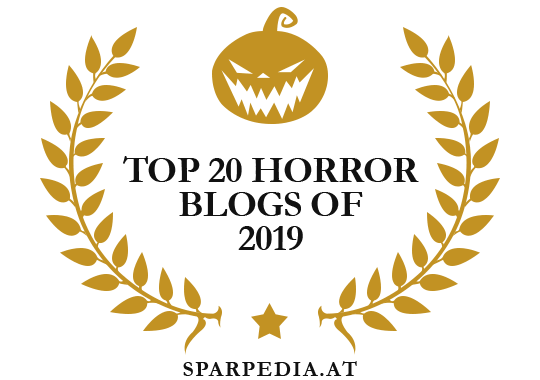 ScareTissue Named Top 20 Horror Blog of 2019!