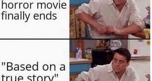 Based on a True Story Joey