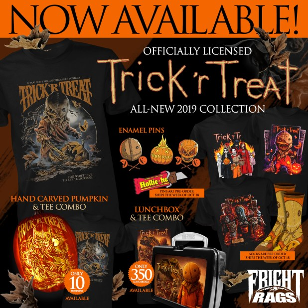 Trick R. Treat - Fright Rags