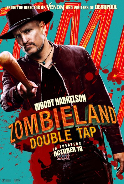 Zombieland Double Tap - WOODY