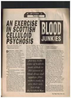 Blood Junkies Period Press 3