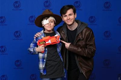 Chandler Riggs - Wizard World