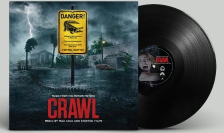 CRAWL Vinyl
