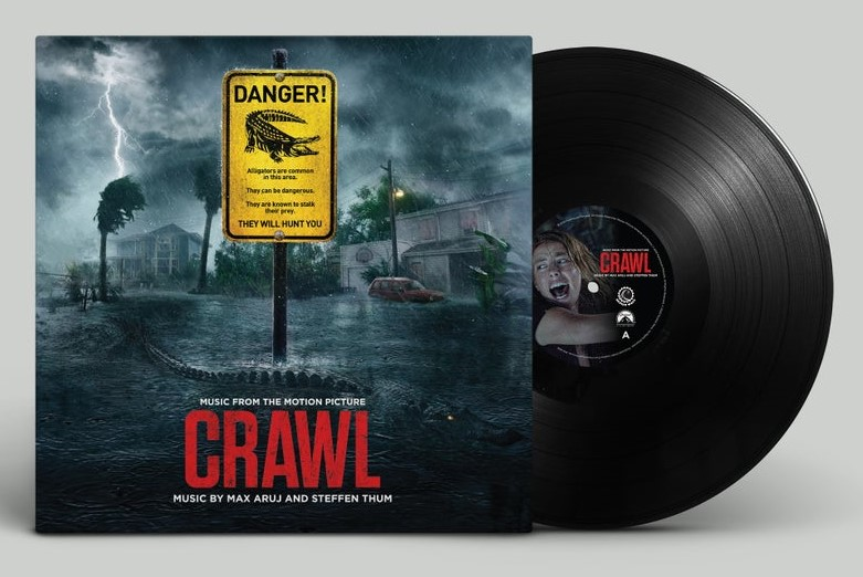 Crawl (OST) Gets Vinyl Treatment