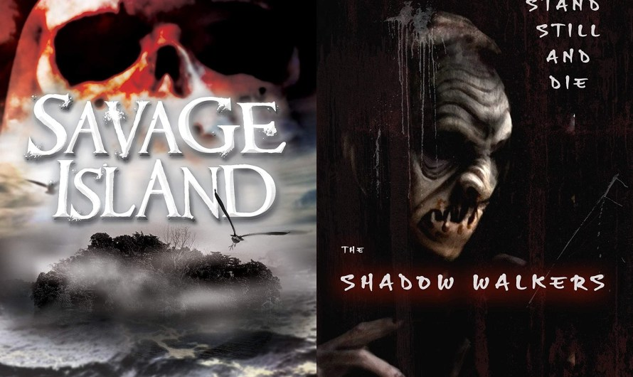 Official Trailers Released for Savage Island / The Shadow Walkers