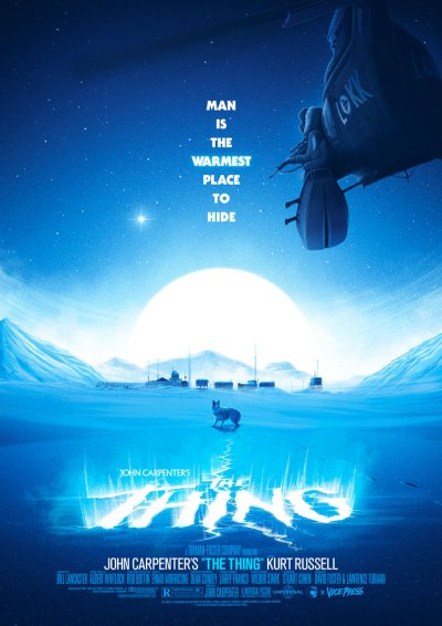 The Thing (Blue Version)