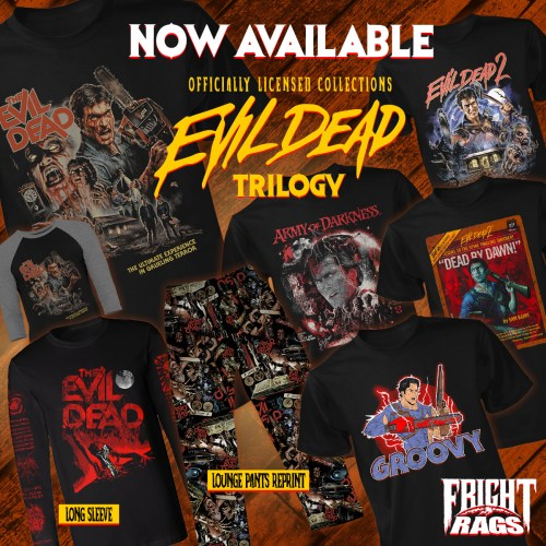 Evil Dead FrightRags