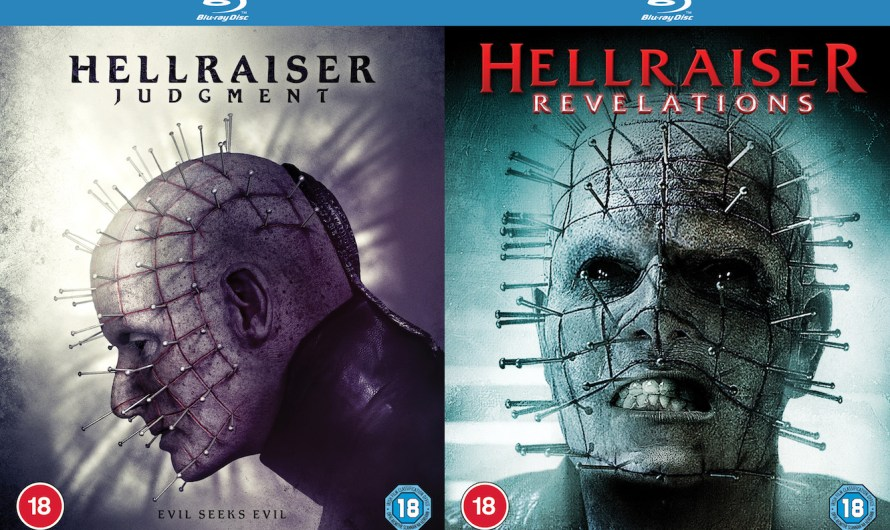 Hellraiser: Judgment and Hellraiser: Revelations – Digital Download and Blu-Ray