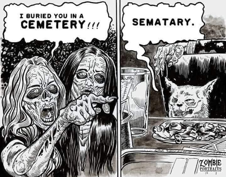 I Buried You In A Cemetery