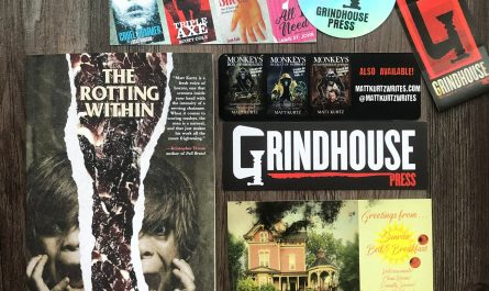 The Rotting Within - Grindhouse Press