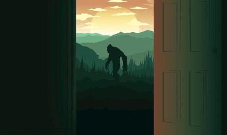 On the Trail of Bigfoot The Journey Feature