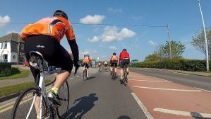 GoPro video from Rhyl CC club run  – May 6th 2012.