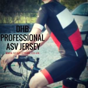 Review: Wiggle DHB Professional ASV short sleeve jersey