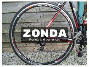 Campagnola ZONDA wheelset review