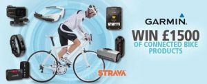 The great Chain Reaction Garmin giveaway – why haven't you entered yet?