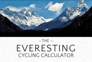 Everesting calculator