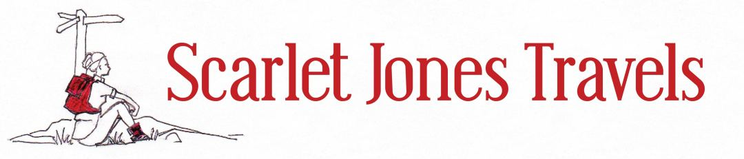 Scarlet Jones Travels Logo