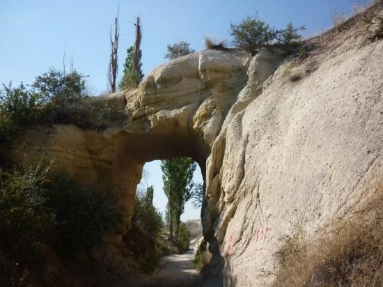 a arch in Turkey
