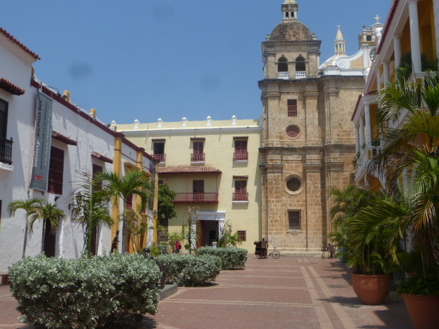 Backstreets of Cartagena
