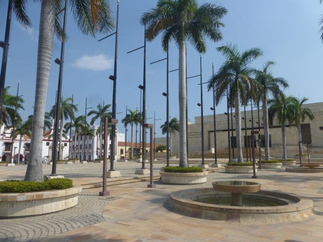 Sweltering Cartagena