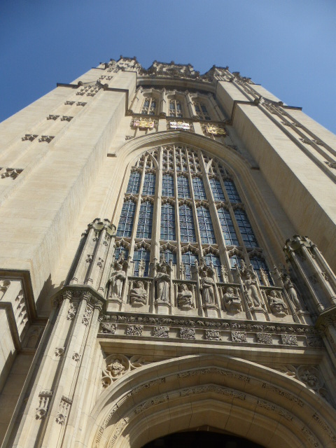 photo walk through Bristol: Wills Memorial Tower