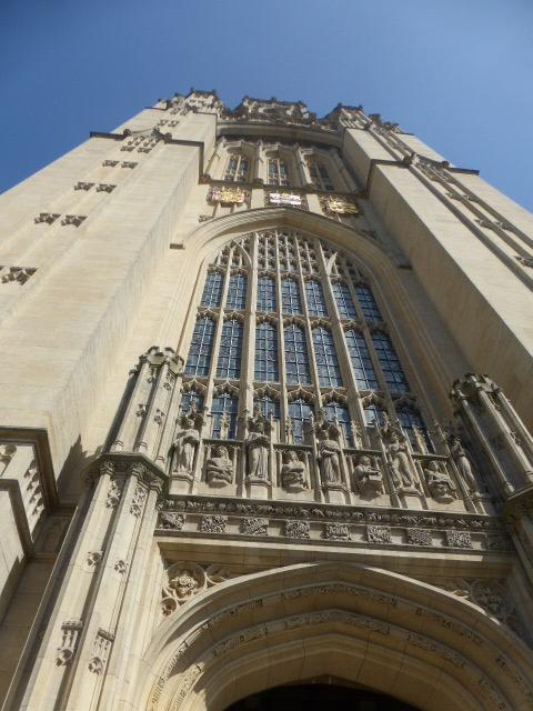 photo walk through Bristol: Wills Memorial Tower