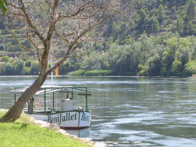 Rio Ebro at Benifallet
