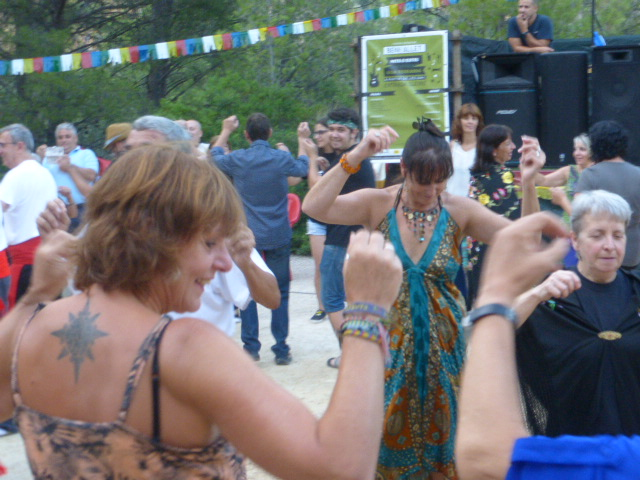 Work hard, play hard:  a Catalan summer #2