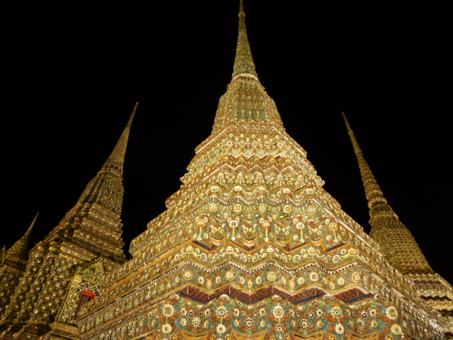 Wat Pho on our Expique tour