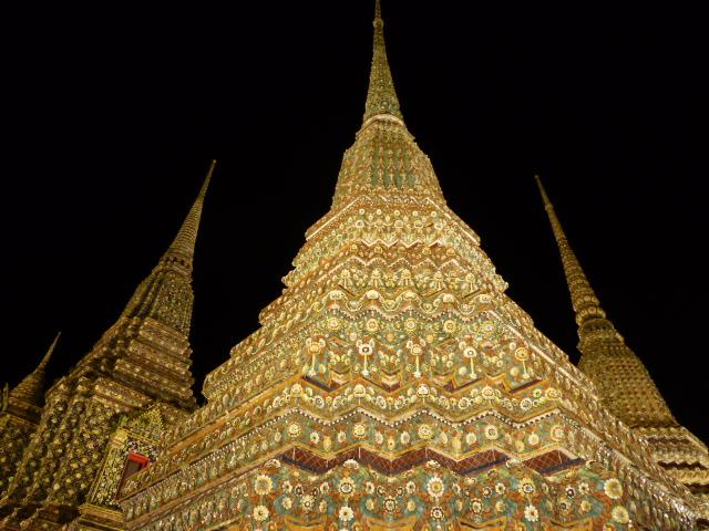 Highlights of Bangkok