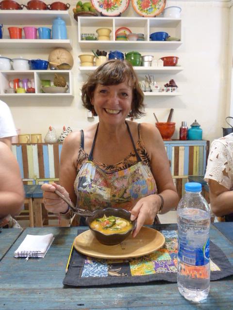 Scarlet Jones - Thai cook