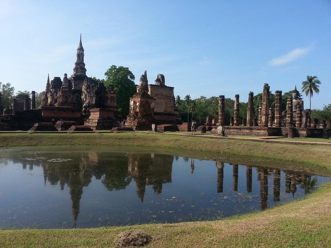 Sukhothai vs Ayutthaya - how can you choose?