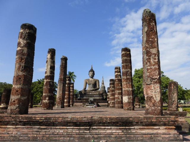 Ayutthaya or Sukhothai?