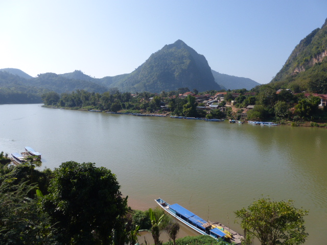 Luang Prabang to Nong Khiaw, Laos