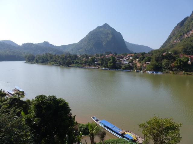 Luang Prabang to Nong Khiaw, Laos