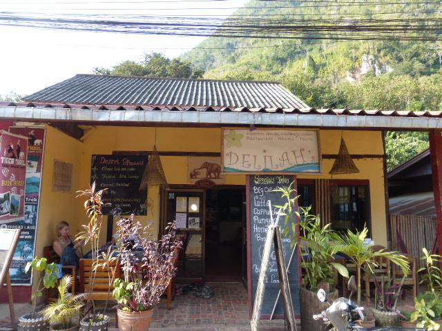 Delilah's Hostel, Nong Khiaw