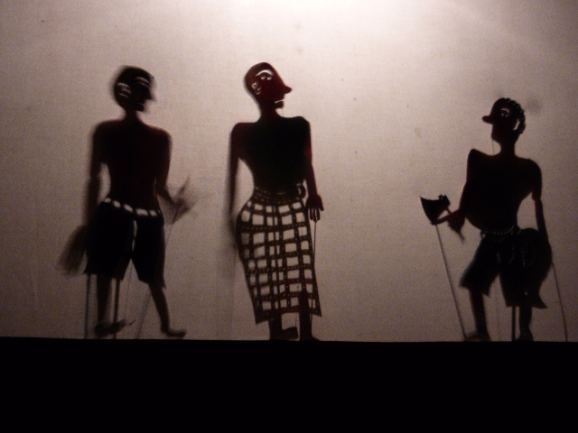 Champasak shadow puppets, Vat Phou & more