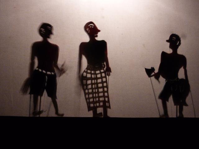 Champasak shadow puppets, Vat Phou & more