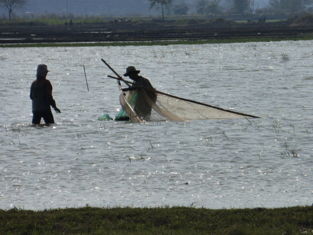 Lak Lake fishing