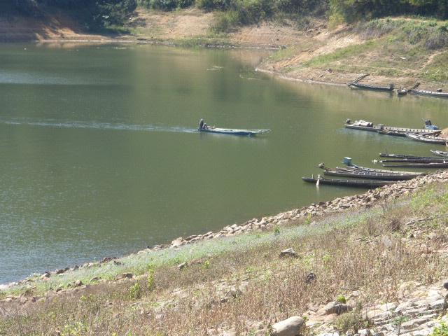 Lak Lake reservoir